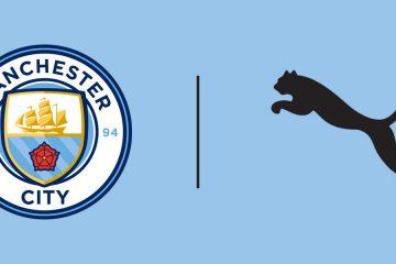 Puma sponsor tecnico Manchester City