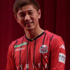 Prima maglia Hokkaido Consadole Sapporo 2019