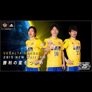 Vegalta Sendai 2019 kit