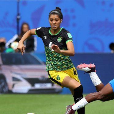Mondiale femminile 2019 - Giamaica away