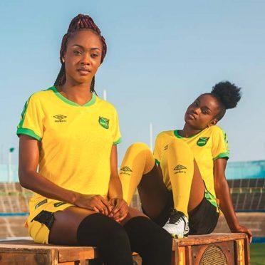 Mondiale femminile 2019 - Giamaica home
