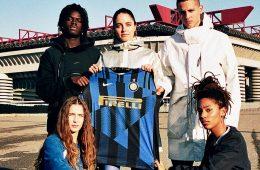 Maglia celebrativa Inter-Nike per i 20 anni