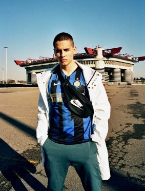 Inter divisa Nike 20 anni