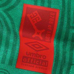 Etichetta numerata Werder Bremen 120