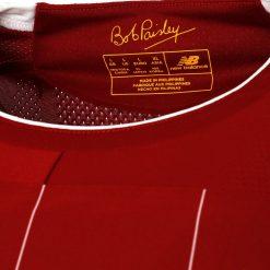Firma di Bob Paisley Liverpool