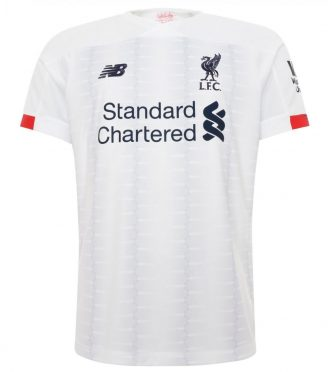 Seconda maglia Liverpool 2019-2020
