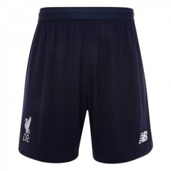 Pantaloncini blu Liverpool away 2019-2020
