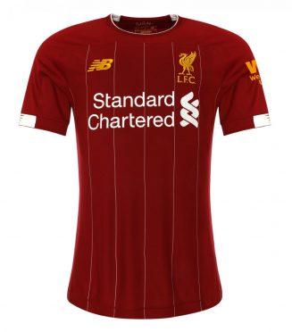 Maglia Liverpool 2019-2020 New Balance