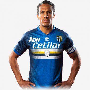 Maglia Parma-Sampdoria 5 maggio 2019