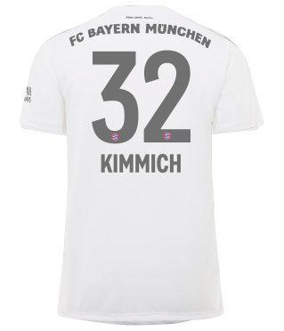 Bayern Monaco maglia away Kimmich 32