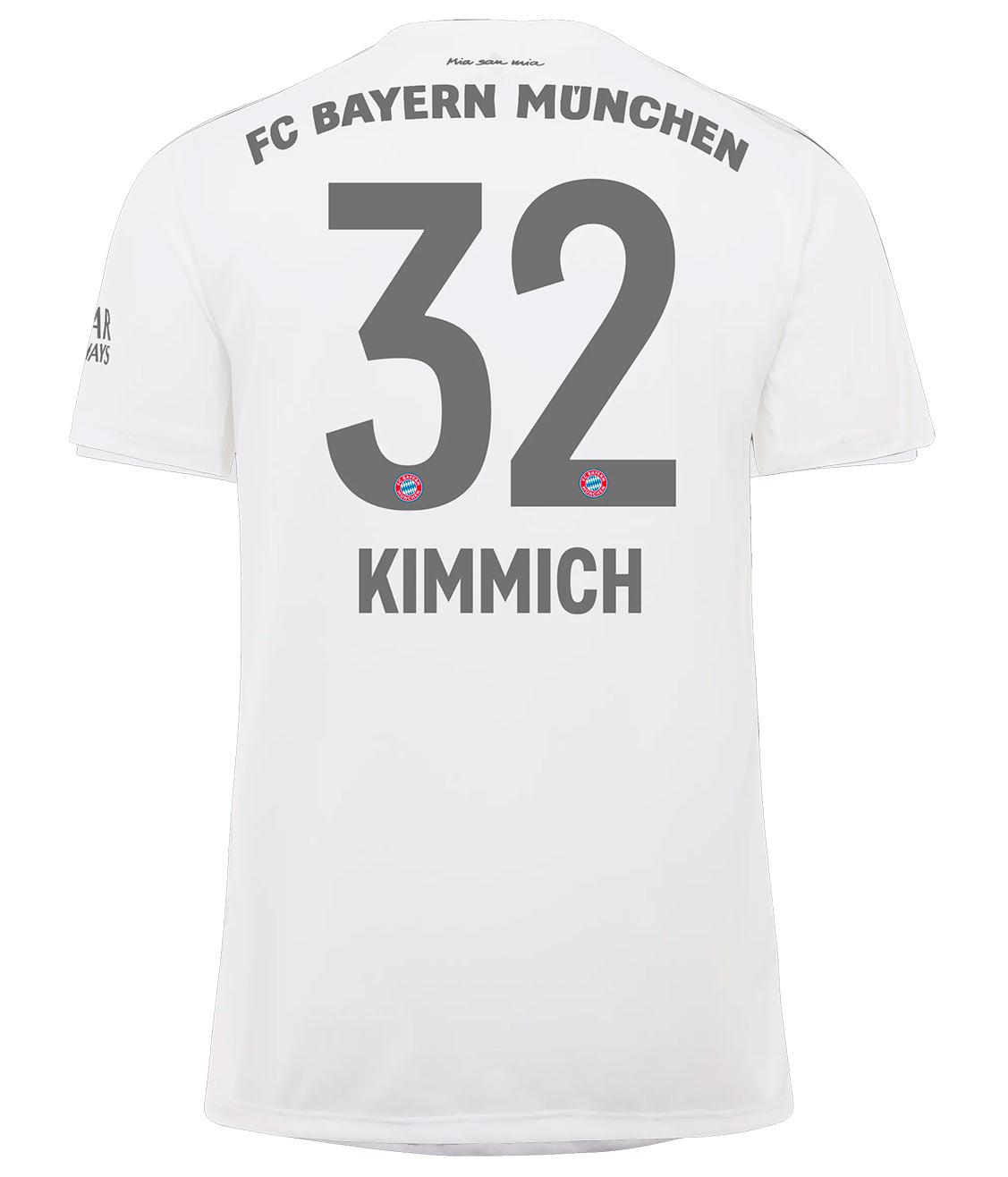 Maglia Bayern Monaco 2019-2020 con la trama dell'Allianz Arena