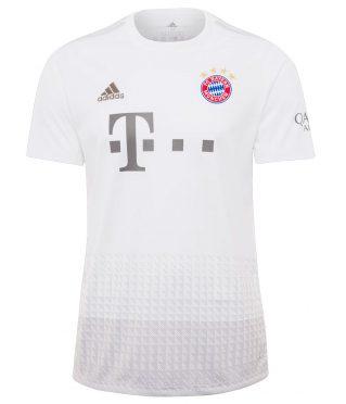 Seconda maglia Bayern Monaco 2019-2020 bianca