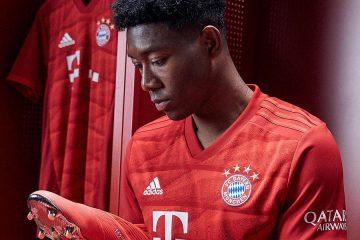 Nuova maglia Bayern Monaco 2019-2020