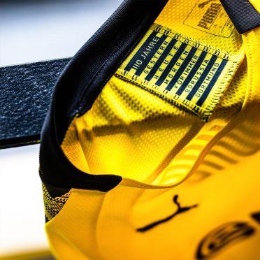 Stampa 110 anni Borussia Dortmund