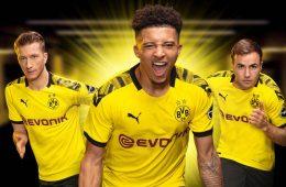 Borussia Dortmund nuova maglia 2019-2020