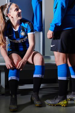 La divisa dell'Inter 2019-2020