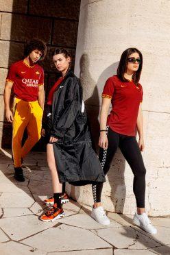 Collezione As Roma 2019-2020 Nike