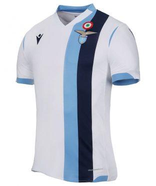 Seconda maglia Lazio 2019-2020 bianca