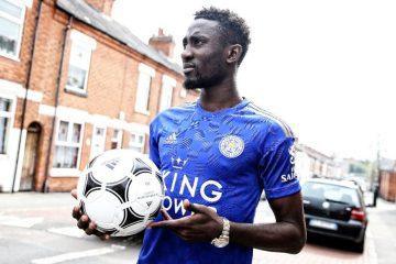 Nuova maglia Leicester 2019-2020