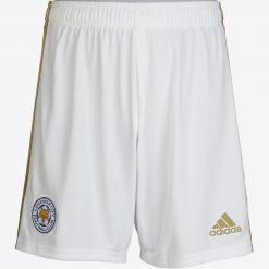 Pantaloncini Leicester home bianchi 2019-20