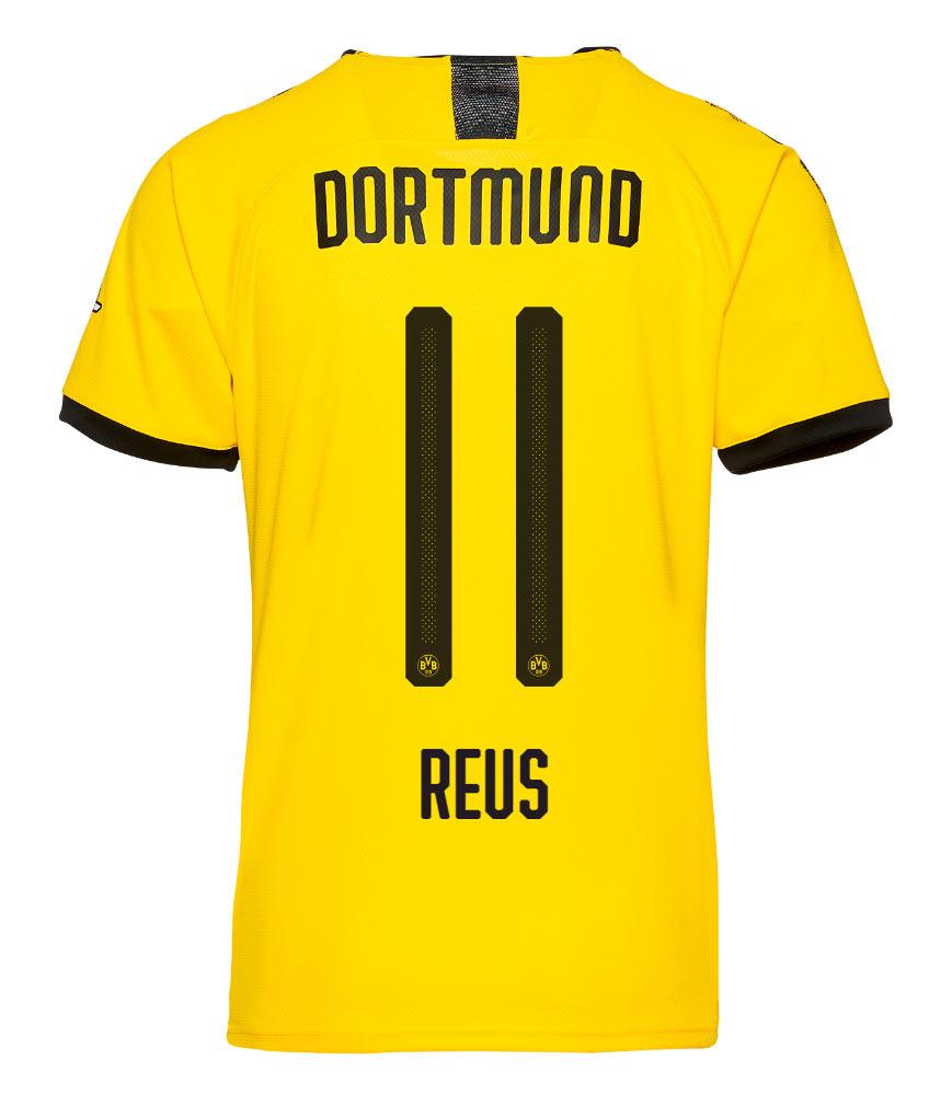Maglia Borussia Dortmund 2019-2020 per i 110 anni del club