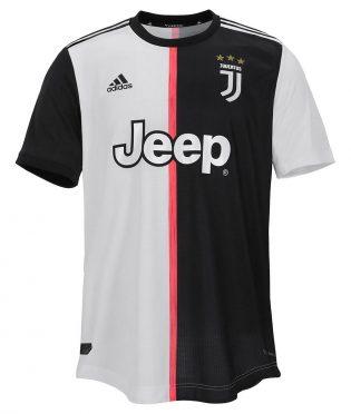 Maglia Juventus 2019-2020 senza strisce