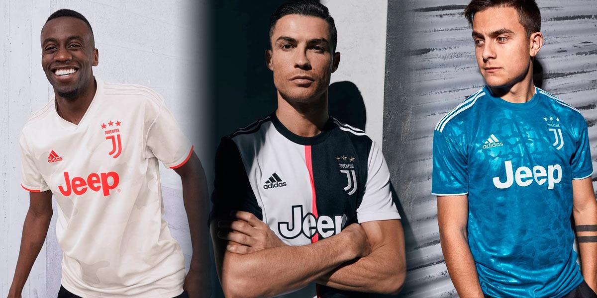 Maglie Juventus 2019-2020 adidas