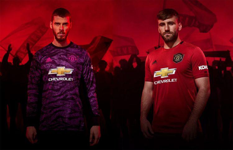 Divisa Manchester United 2019-2020 adidas