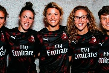 Milan femminile terza divisa 2019-20