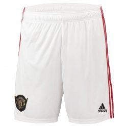 Pantaloncini Manchester United 2019-2020 bianchi
