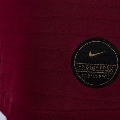 Dettaglio AS Roma tessuto maglia
