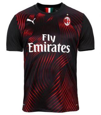 Terza maglia Milan 2019-2020 nera