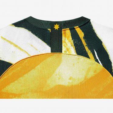 Retro maglia Australia mondiali 2019