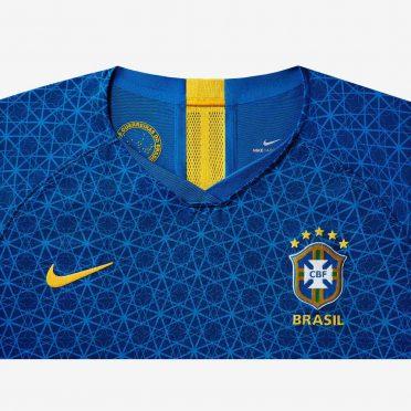 Seconda maglia Brasile 2019 mondiali