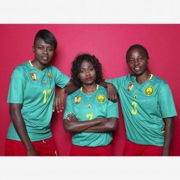 Maglia Camerun 2019 Le Coq Sportif