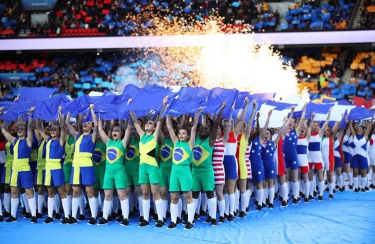 Cerimonia apertura Mondiali 2019