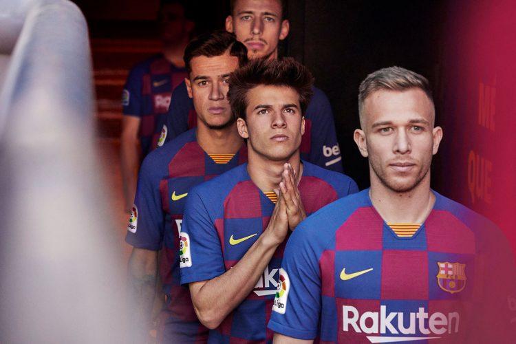 Divisa Barcellona 2019-2020 blaugrana