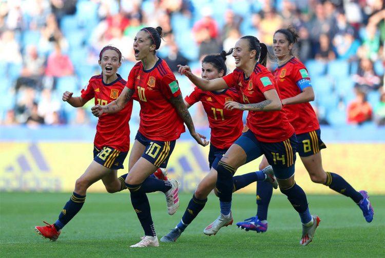 Maglia Spagna Mondiali 2019 adidas