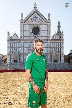 Maglia Fiorentina verde 2019-2020