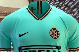 Nuova maglia Inter away 2019-2020