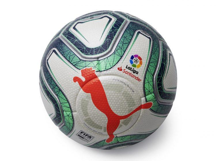 Il pallone ufficiale de LaLiga 2019-20