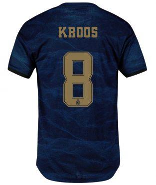 Maglia Real Madrid away blu - Kroos 8