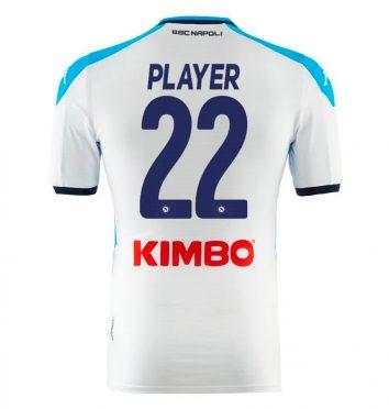 Retro maglia Napoli third bianca