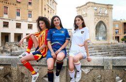 Presentazione maglie Lecce Serie A 2019-2020