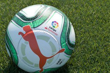 Il nuovo pallone della Liga 2019-2020 Puma