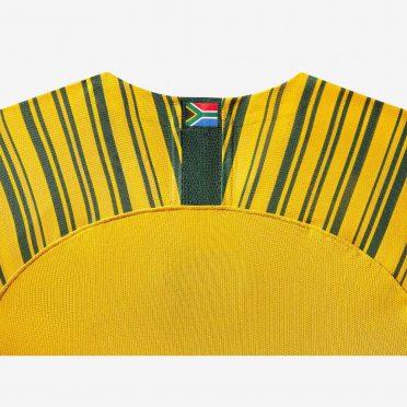 Retro prima maglia Sudafrica Mondiali 2019