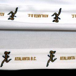 Bordo interno seconda maglia Atalanta