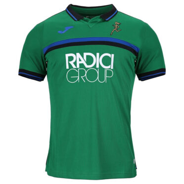 Terza maglia Atalanta verde 2019-2020