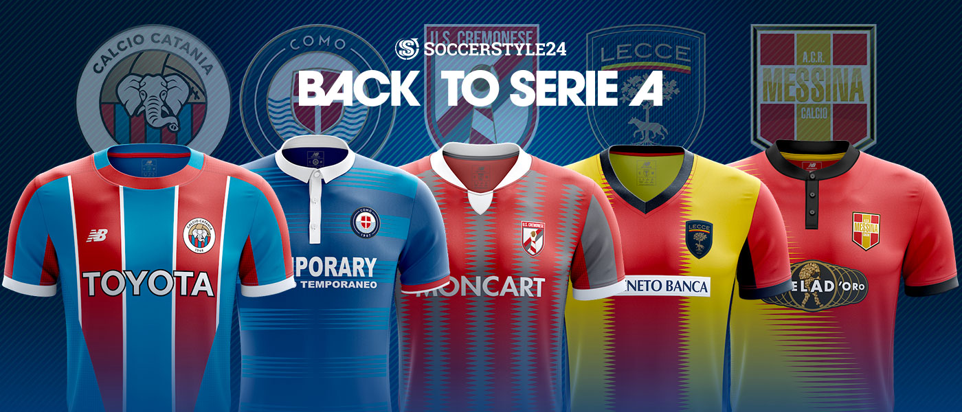 Back To Serie A #1