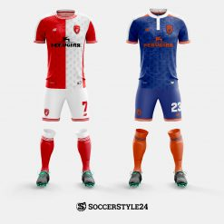 BackToSerieA Kit Perugia Home Away